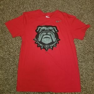 Georgia bulldogs shirt